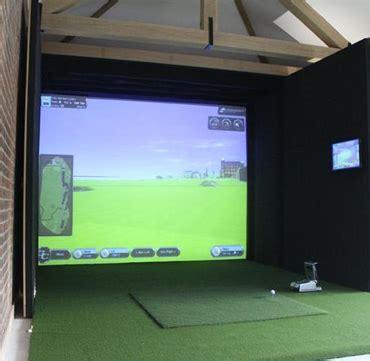 golf swing box golf garden rooms garden studios cornwall devon