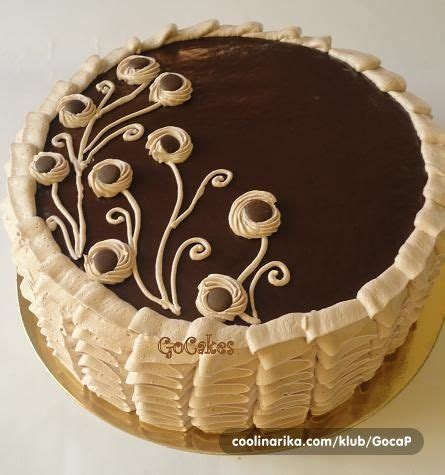 Chocolate Cake Decoration At Home Chocolate Flowers Simple Yet Pinterest