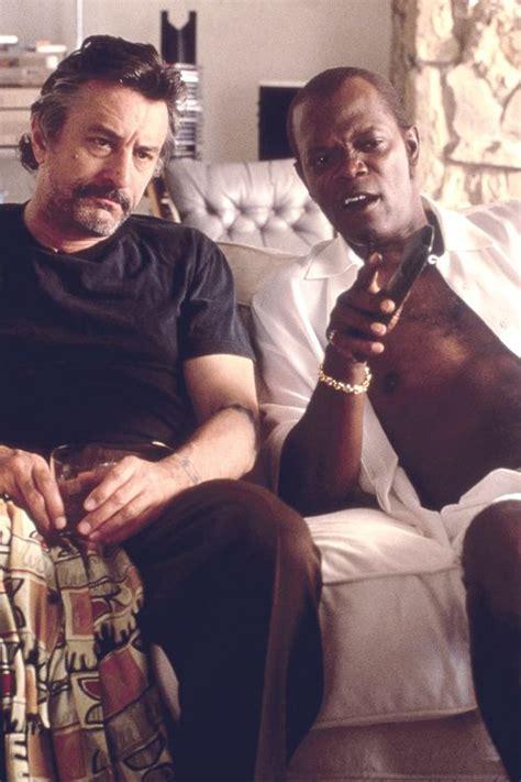 film quentin tarantino robert de niro robert de niro and samuel l jackson in jackie brown