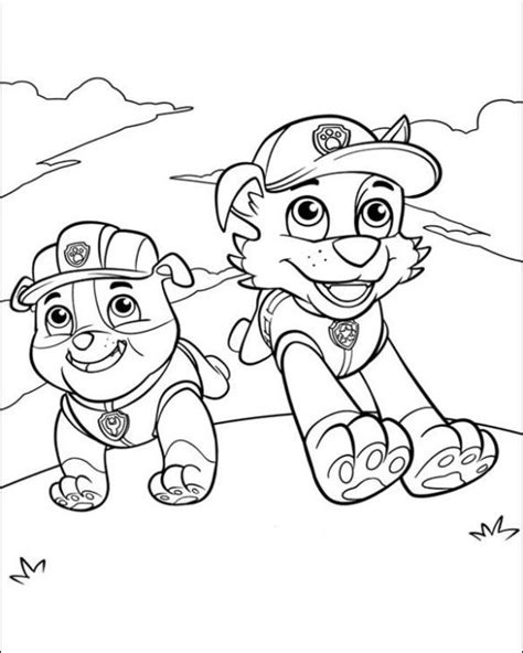 paw patrol coloring page nick jr nick jr coloring pages paw patrol www imgkid com the