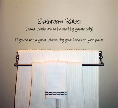 wall decals for bathroom humorous bathroom wall decal trading phrases
