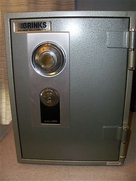 vintage brinks home security resistant dual locking