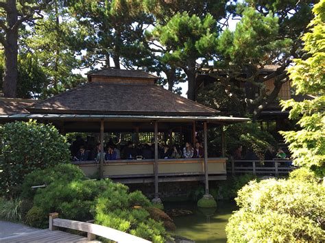 garden tea house japanese tea garden in golden gate park san francisco