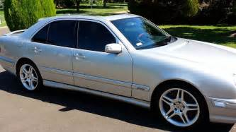 2000 Mercedes E430 Sport Mercedes E430 2000 Sport 2002 Mercedes