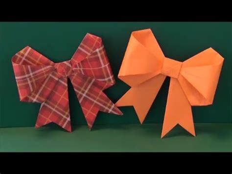 Origami Ribbon - リボン 折り紙 quot ribbon quot origami yourepeat