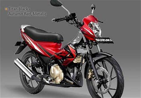 Karet Tensioner Satria Fu 150 modifikasi dan spesifikasi motor august 2009