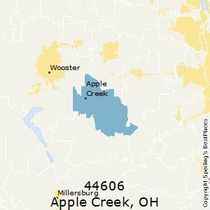 apple zip code best places to live in apple creek zip 44606 ohio