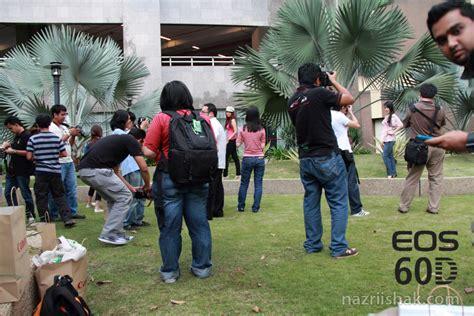 Canon 60d Di Malaysia canon eos 60d reviewer briefing nazri ishak photography malaysia s wedding events
