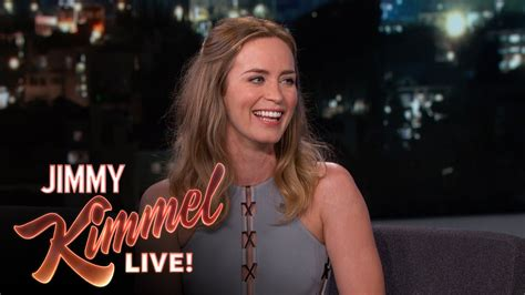 emily blunt us citizen jimmy kimmel emily blunt takes the real u s citizenship test doovi