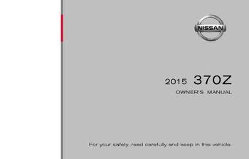 online car repair manuals free 2011 nissan 370z parking system download 2015 nissan 370z roadster owner s manual pdf 420 pages
