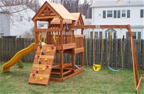 how to install swing set swing set installation services nj pa md ct de ny