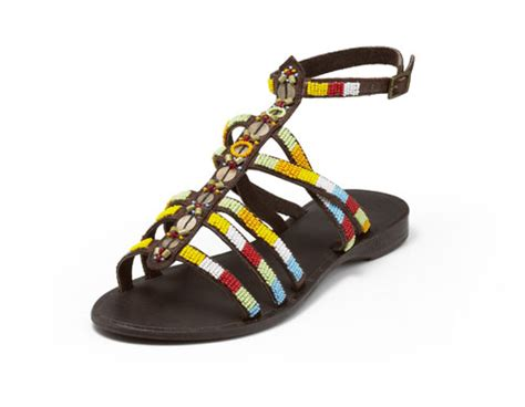 and all that glam gladiator sandals taken the world by this summer with just about