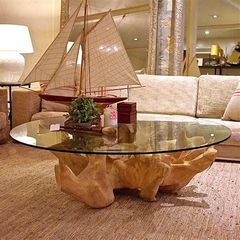various ideas of the glass coffee table for your