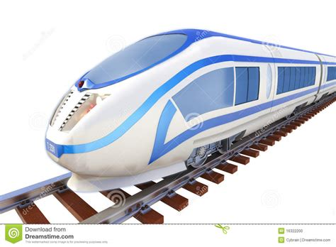 Kitchen Design Sink High Speed Train Isolated Stock Photo Image 16322200