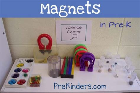 kindergarten activities magnets science ideas science resources and magnets on pinterest