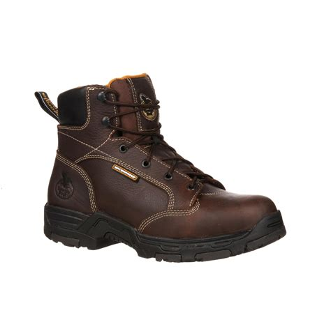 puncture resistant boots mens trax steel toe puncture resistant