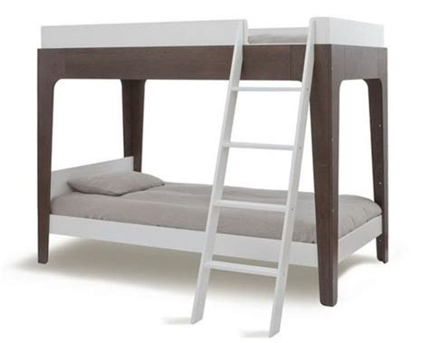 oeuf bunk bed modern oeuf perch bunk bed for modern children s room