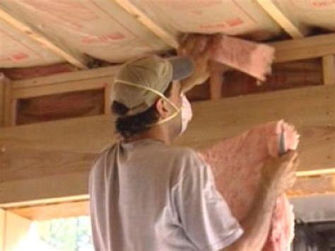 ceiling insulation installers what you should about installing insulation diy