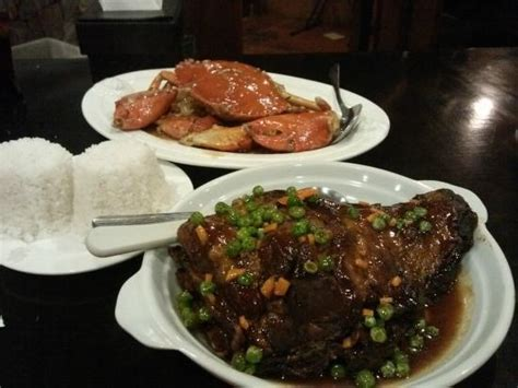 Garden City Seafood by Great Garlic Crab Pork Ribs Picture Of Trellis