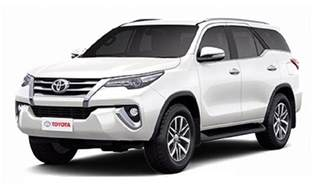 auto new car prices toyota fortuner 2 8 4x2 mt price features car specifications