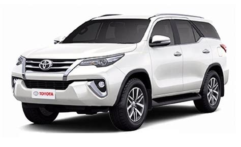 Toyota Fortuner 2.8 4X2 MT Price, Features, Car Specifications