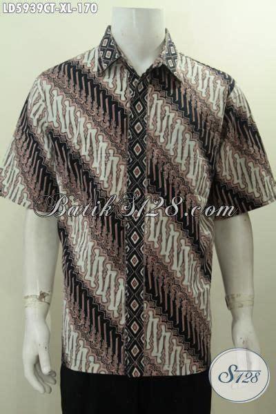 Hem Kemeja Batik S Xl Anak Cowok Parang hem batik pria dewasa ukuran xl kemeja batik lengan