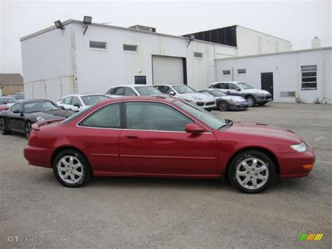 how to fix cars 1998 acura cl transmission inza red pearl 1998 acura cl 3 0 premium exterior photo 41320182 gtcarlot com