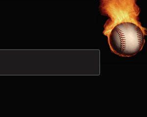 free baseball powerpoint templates