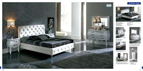 nelly  dupen whiteblack   spain modern bedroom contemporary furniture nova