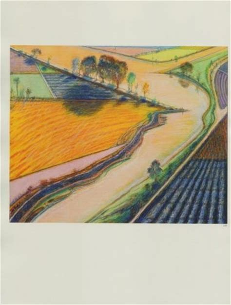 17 best images about thiebaud landscapes on