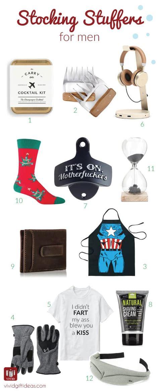 mens stocking stuffers 2016 12 great stocking stuffer ideas for men vivid s