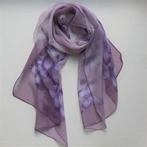 Matching Scarf matching scarf lilac treat me treasure me