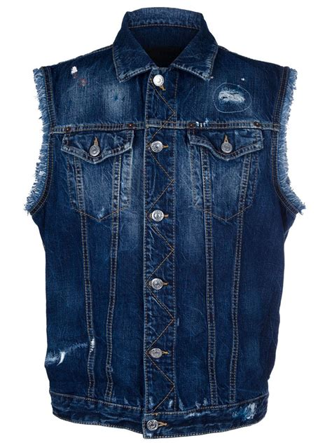 Just Say No To Sleeve Jackets by Wholesale No Sleeve Denim Jacket Buy No Sleeve Denim