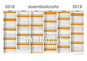 Calendario 2018 Feste Scarica Gratis Il Pdf Planner 2018 Da Stare