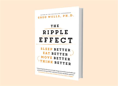 ripple effect the books wanna get healthy these hacks from the ripple