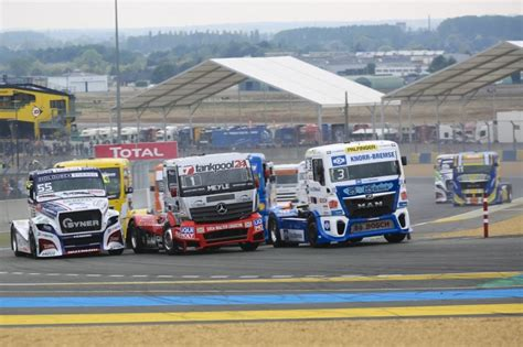 Le Mans Official Site Of Fia European Truck Racing