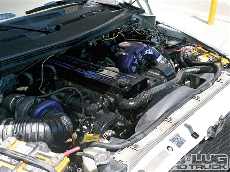small engine maintenance and repair 1998 dodge ram 2500 parking system 1998 dodge ram 2500 finished engine bay photo 18