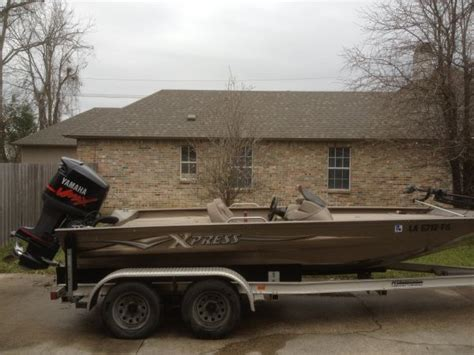 xpress boats in baton rouge 2003 xpress x19 bass boat for sale in baton rouge