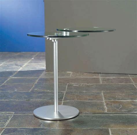swivel top side table modern glass swivel top side table jpg 1 831 215 1 815 pixels