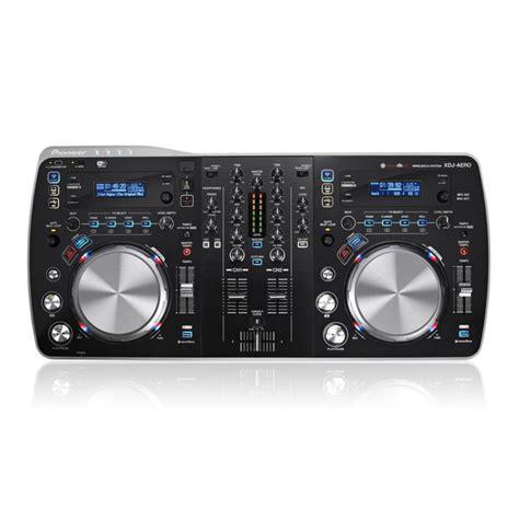 console per dj principianti pioneer xdj aero console per dj wireless nera gear4music