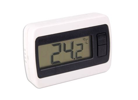 room thermometers new indoor lcd room temperature thermometer with stand and digital display ebay