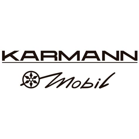 Sticker Logo Mobil sticker caravan karmann 3 mobil muraldecal