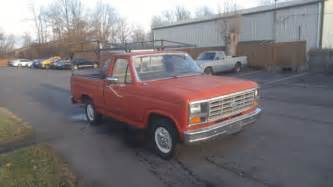 1985 ford f 150 short bed 1 owner for sale ford f 150