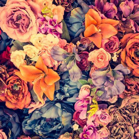 imagenes de flores retro fondo de flores vintage fotos de stock 169 mrsiraphol