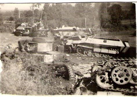 operaciones panzer las 849428844x tanques sherman y panzer destruidos