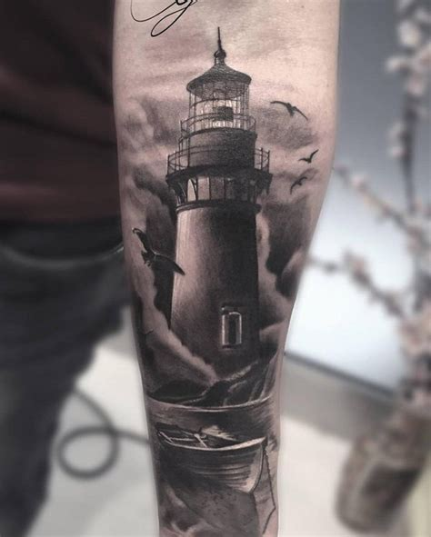lighthouse tattoo meaning tattoo collections