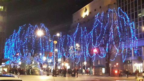 imagenes navidad bilbao luces de navidad gran v 237 a bilbao youtube