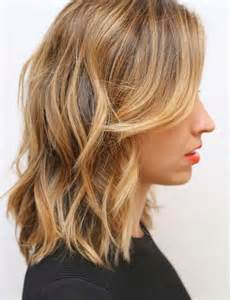low lights on black shoulder length hair 30 cute hairstyles for wavy hair