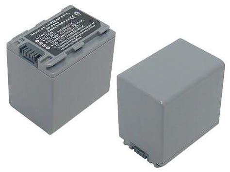 Sony Battery Np Fp90 sony np fp90 sony dcr hc17 sony camcorder battery
