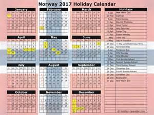 Kalender 2018 Norge 2017 2018 Calendar